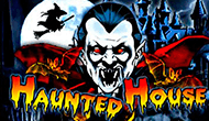 Игровой автомат Haunted House в казино Вулкан