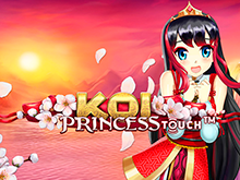 Koi Princess играть в автомат онлайн