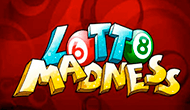 Игровой автомат Lotto Madness в казино Вулкан