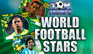Игровой автомат Top Trumps World Football Stars в казино Вулкан